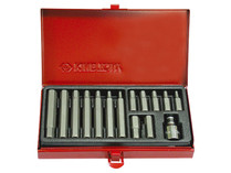 HEX BIT SET 15pc KING TONY 1015MQ