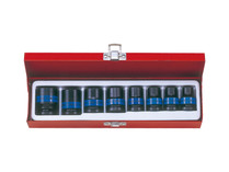 SOCKET SET  IMPACT 8pc metric  4408MP