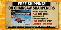 Chainsaw Sharpener pro series