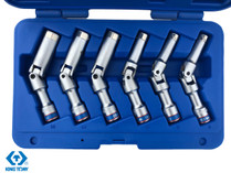 GLOW PLUG SOCKET SET 6pc  King Tony
