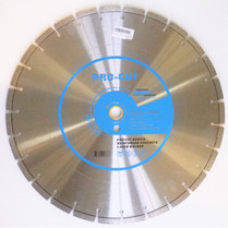 "Saw Blade Diamond 16"" segmented"