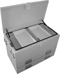Toolbox steel tradesmans ute box 28280