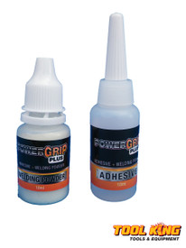 Powergrip Dual adhesive super strong Glue