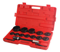 17pc Front wheel bearing service kit