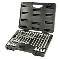 30pc INHEX Hex bit socket set Auzgrip