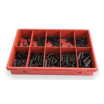 380pc Roll Pin assortment metric