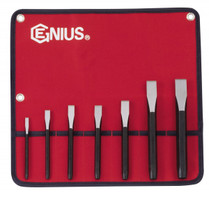 COLD CHISEL SET Genius 7PC