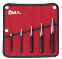 Centre punch set Genius 5PC