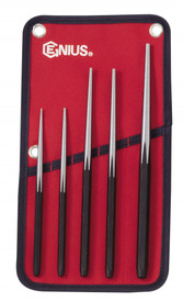 TAPER PUNCH SET long series Genius 5PC