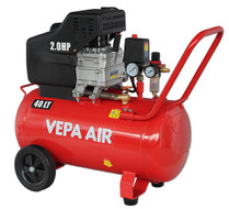 Air Compressor 40 litre Direct drive VEPA