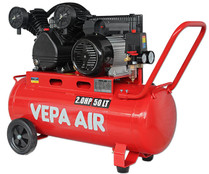 Air Compressor 50 litre belt drive VEPA