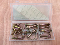 20pc PTP pin assortment pack