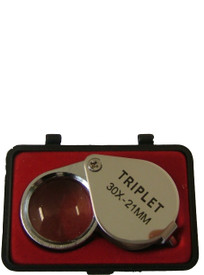 Jewellers Loupe magnifier