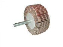 FLAP WHEEL with shaft 60mm