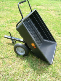 Poly Dump Cart Small