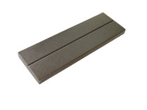 Handy pocket sized diamond sharpening stone.