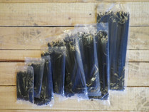 CABLE TIE PACK 800pc mixed size assortment