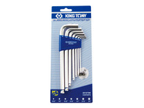 King Tony 7pc Metric hex key