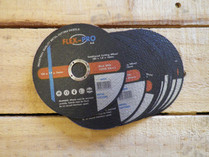 "CUTTING DISC 4"" (100mm) Ultra Thin 1.0mm x 10pc pack"
