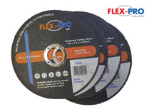 "CUTTING DISC 5"" (125mm) ultra thin pack of 10 INDUSTRIAL QUALITY"