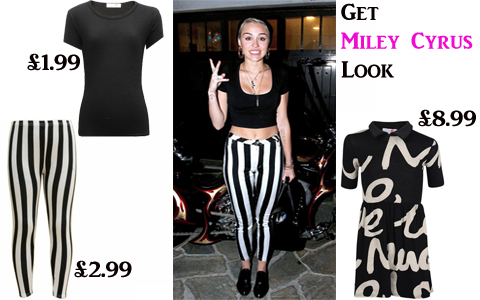 Get Miley Cyrus Style