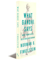 WHAT GANDHI SAYS - ebook