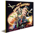 COLOR ME DRONE WARFARE! - Paperback