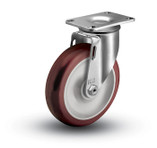 5'' Ecopoly Swivel Caster ( 300 LBS. Cap)