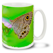 Wood Nymph Butterfly - 15 oz Mug