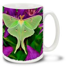 Luna Moth - 15 oz Mug