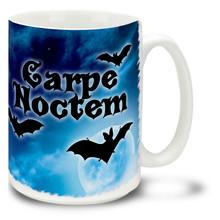 Carpe Noctem  - 15oz Mug