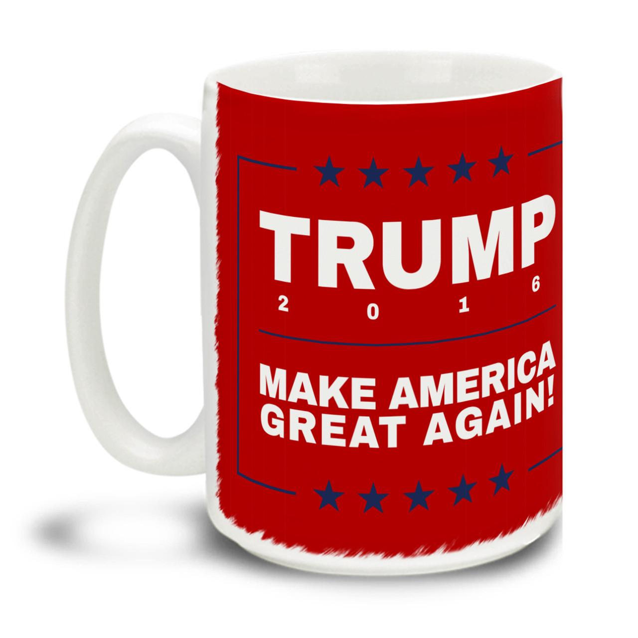 President Donald Trump Red Make America Great Again 15