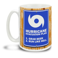 Hurricane Evacuation Plans? Grab Beer, Run Like Hell!