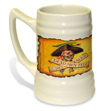 Dead Men Tell No Tales Pirate - 22oz. Stein