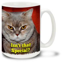 Grumpy Cat – Isn't That Special? - 15oz. Mug