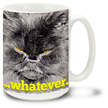 Grumpy Cat – Whatever - 15oz. Mug