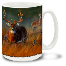 Silent Encounter Deer - 15oz. Mug
