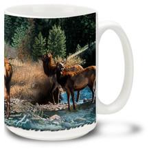 His Majesty Elk - 15oz. Mug