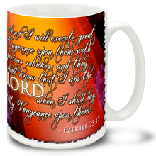 Ezekiel 25:17 Coffee Mug - 15oz. Mug