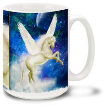 Winged Pegasus Horse - 15oz. Mug