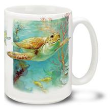 Sea Turtles - 15oz. Mug