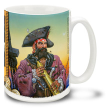 Pirate Captain - 15oz. Mug