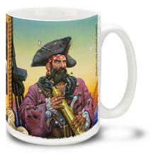 Pirate Captain - 15oz. Mug