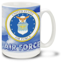United States Air Force Peacekeeper - 15oz. Mug