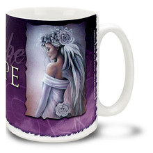 Hope Forgiveness Angel - 15oz Mug