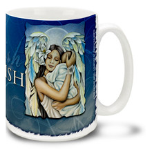 Cherish Comfort Angel - 15oz Mug