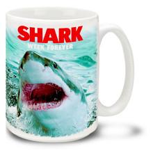 Great White Shark Week Forever - 15oz. Mug