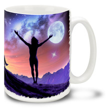 Night Sky - 15oz. Mug