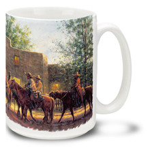Captain Hays and Company Texas Alamo - 15oz Mug
