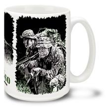 Army Tight 360 - 15oz Mug